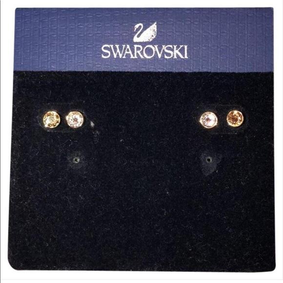 Swarovski Jewelry - Stud earrings